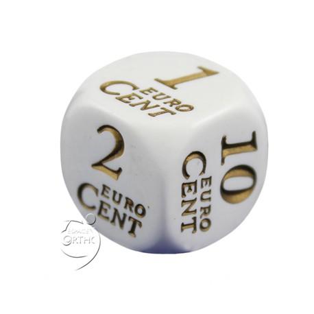 Dé Euro Cents