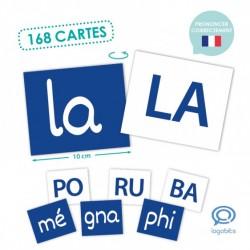 Lecto-Bits - Syllabes simples pour soutenir la parole et améliorer la lecture