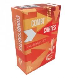 Combi'Cartes - Mots Réguliers Fréquents CP