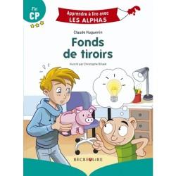 Fonds de tiroir - Apprendre à lire avec les Alphas