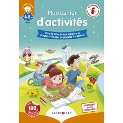 Mon cahier d'activités GS-CP