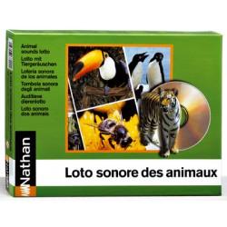 Loto sonore des animaux