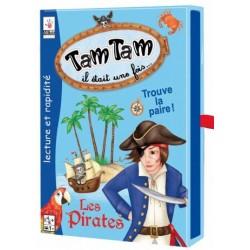 Tam Tam Il était une fois les pirates