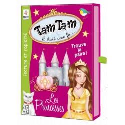 Tam Tam Il était une fois les princesses