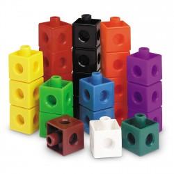 100 cubes à connecter