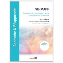 VB-MAPP - Recharge de 10 livrets de passation
