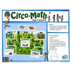 Circo-math des fractions