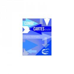 Combi'Cartes Double -  Paires Minimales