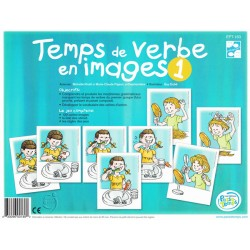 Temps de verbe en images 1