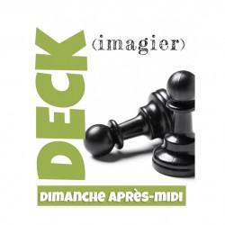 Imagier Dimanches Après-midi - Deck