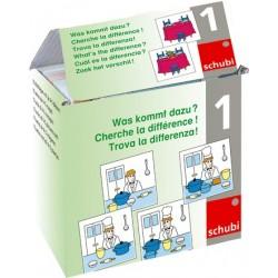 Cherche la différence Box 1
