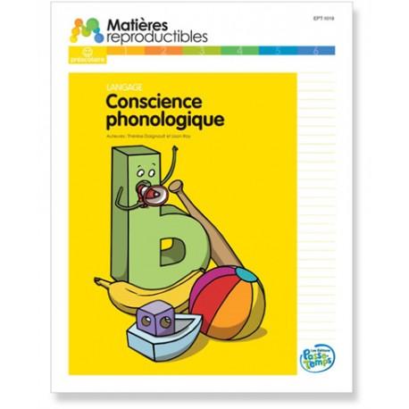 Conscience phonologique - Fiches reproductibles