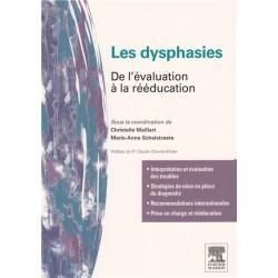 Les dysphasies - De l'évaluation à la rééducation