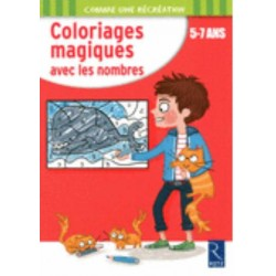 Coloriages magiques avec les nombres