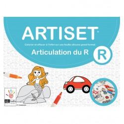 ARTISET® - Articulation du R