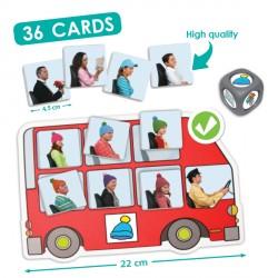 Bus critères