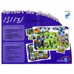 Parcours des phonèmes /ch/ /j/