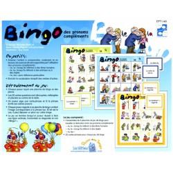 Bingo des pronoms compléments