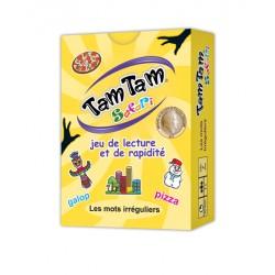 Tam Tam Safari - Les mots irréguliers