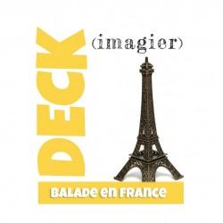 Imagier Balade en France - Deck