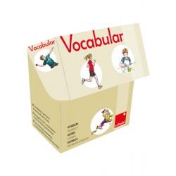 Vocabular - Verbes