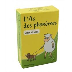 L'as des phonèmes /m/ et /n/