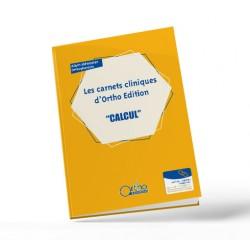 Calcul (Les carnets cliniques d'Ortho Edition)