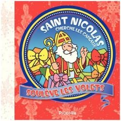 Saint Nicolas - Cherche les cadeaux