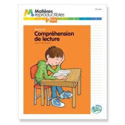 Français 2 - Compréhension de lecture Niveau CE1 Cahier 1- Fiches reproductibles