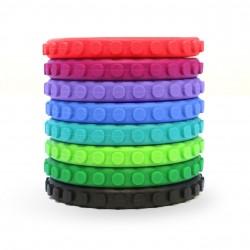 Ark bracelet à mordiller texturé Taille S