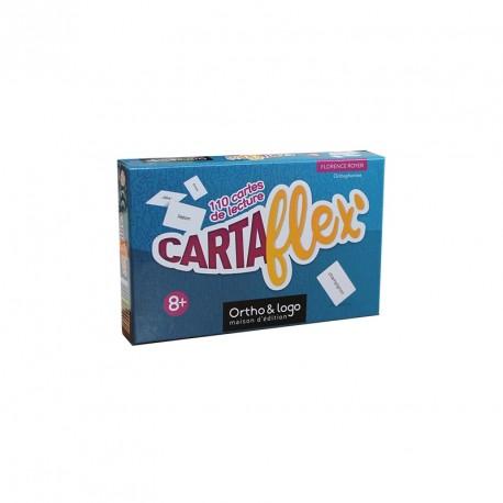 Cartaflex' - 110 cartes de lecture
