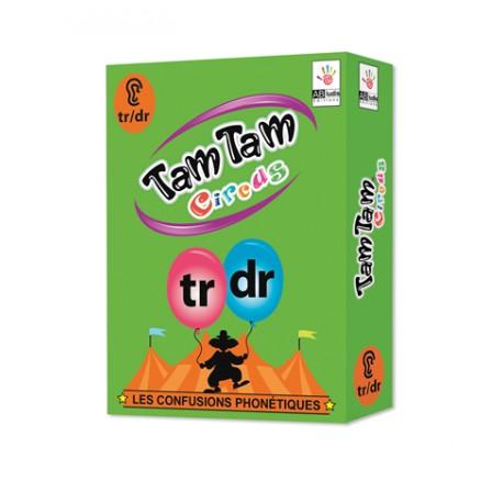 Tam Tam Circus, Les confusions phonétiques tr/dr