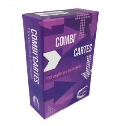 Combi'Cartes - Monosyllabes en images