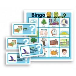Bingo Où-Quand ?