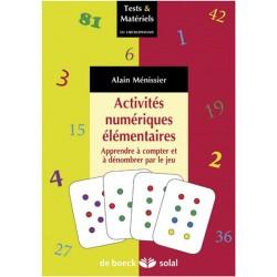 Activités numériques élémentaires