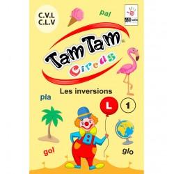 Tam Tam Circus L1 - Les inversions CVL/CLV