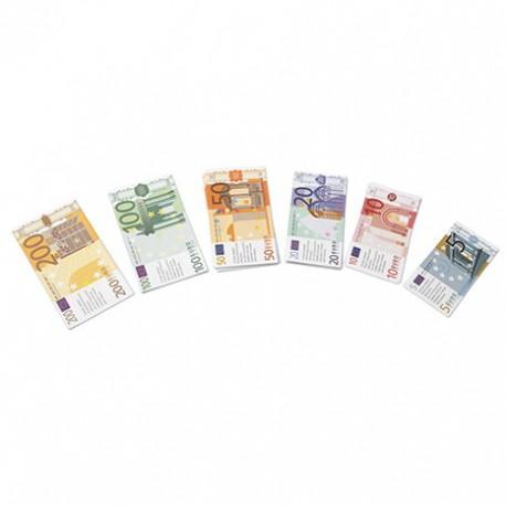 60 billets en Euro