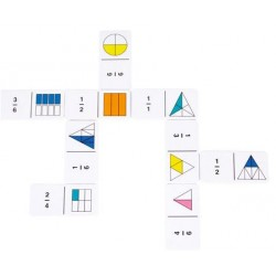 Dominos des fractions