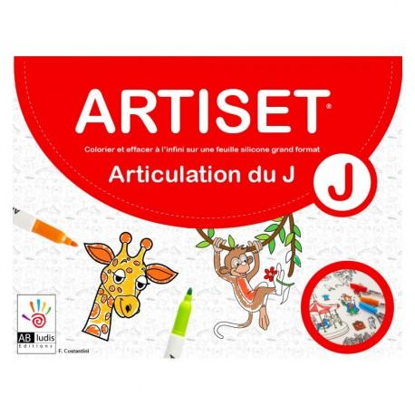 ARTISET® - Articulation du J