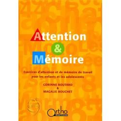Attention et Mémoire
