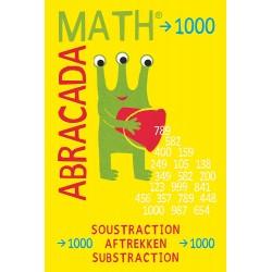 Soustraction de 100 à 1000