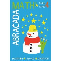 Entraînement - Table de 4 : multiplication et division