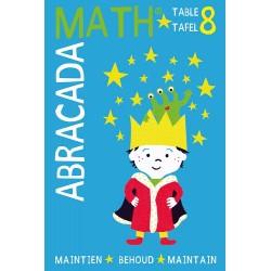 Entraînement - Table de 8 : multiplication et division