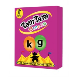 Tam Tam Circus - Les confusions auditives k/g