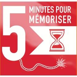 5 minutes pour mémoriser