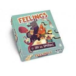Feelings, le jeu des émotions