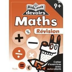 Cahier : maths révision