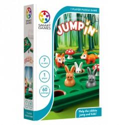 Jeu Jumpin ( Lièvres et renards ) - Occasion 08131