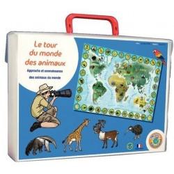 Le tour du monde des animaux - Occasion 12631