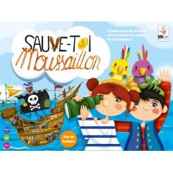 Sauve-Toi Mousaillon - Le Jeu  et  L'extension Ortho